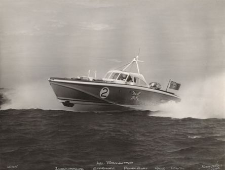 Cowes Classic - International Offshore Powerboat Race - 1962 - HSL Tramontana