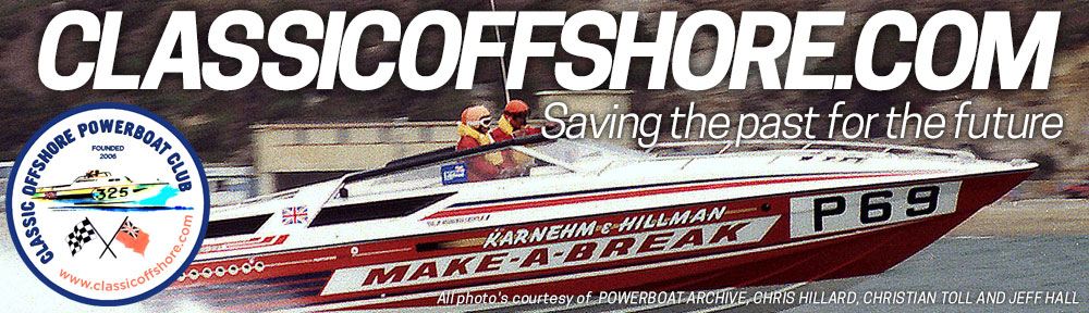Classic Offshore Powerboat Club – COPC