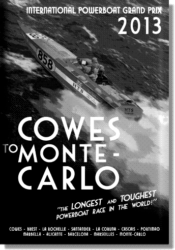 Cowes to Monte-Carlo 2013